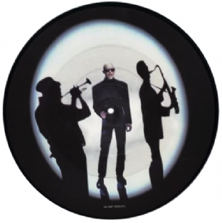 "Christians (The) - Born Again (10"") (Picture Disc) (VG+/EX)"